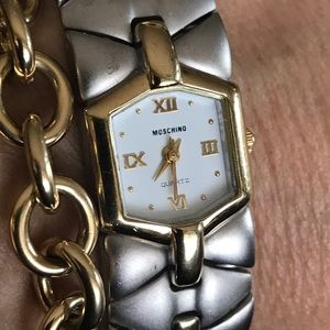 Moschino Accessories - Authentic Moschino Wristwatch